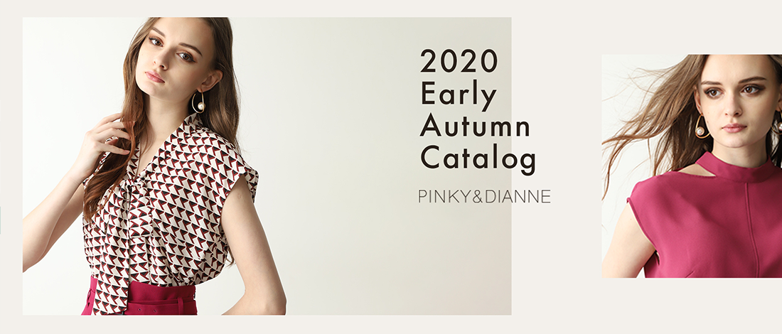 2020EARLY SPRING CATALOG